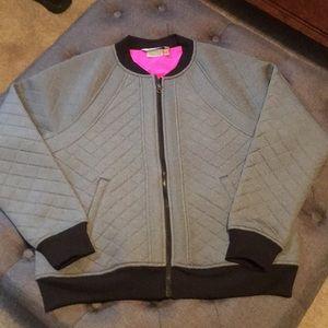 Athleta extra large bomber jacket
